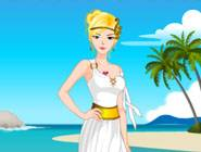 Greek Style Dress Up
