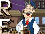 Locomotive Driver Escape