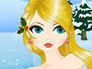 Christmas Hair & Make-Up