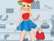 Elsa Dress Up