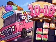 10 x 10 Ice Cream Adventure