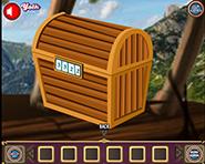 Steampunk Airship Escape