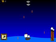 Pirates vs Aliens