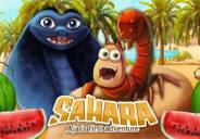 Sahara Ajar's First Adventure