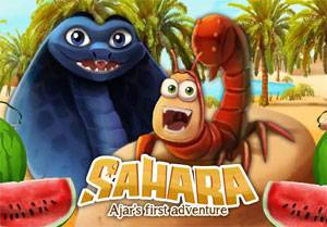 Sahara Ajar's First Adventure