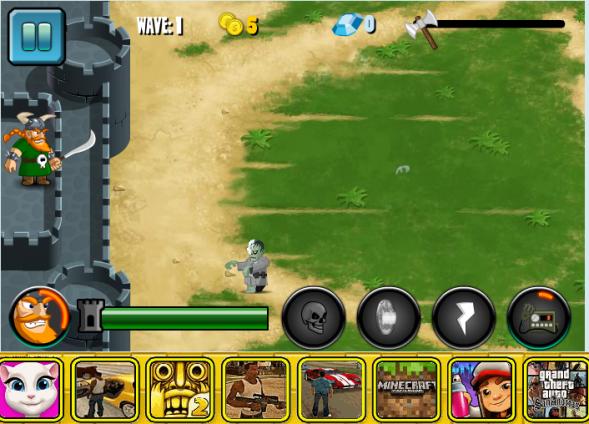 jeu zombie defense gratuit sur jeuxcom