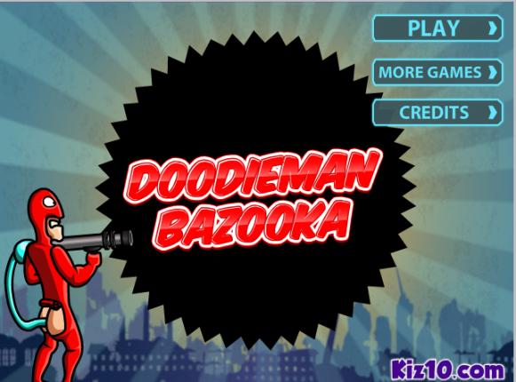 Doodieman Bazooka