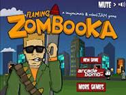 Flaming Zombooka