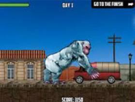 Yeti Rampage Free Game At Playhub Com
