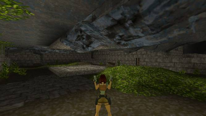 Tomb Raider Open Lara