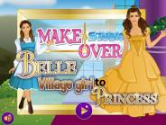Village To Princess Makeover