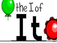 The I of IT 1