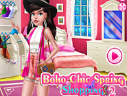 Boho Chic Spring Shopping 2