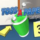 Toss a Paper 3 Multiplayer