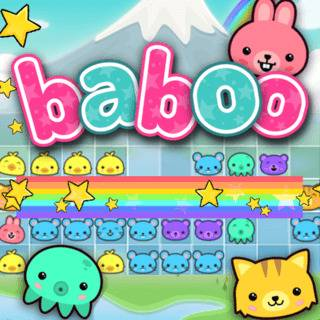 Baboo: Rainbow Puzzle Game