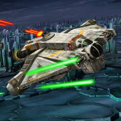 Star Wars Rebel : Ghost Raid