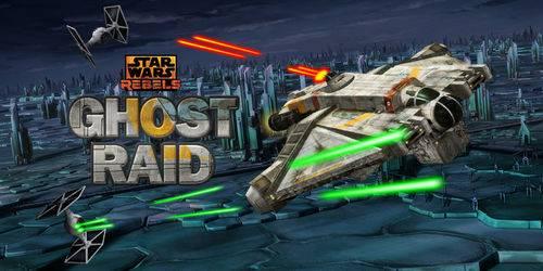 Star Wars Rebel : Ghost Raid