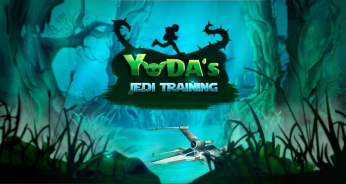 Star Wars : Yoda's Jedi Training