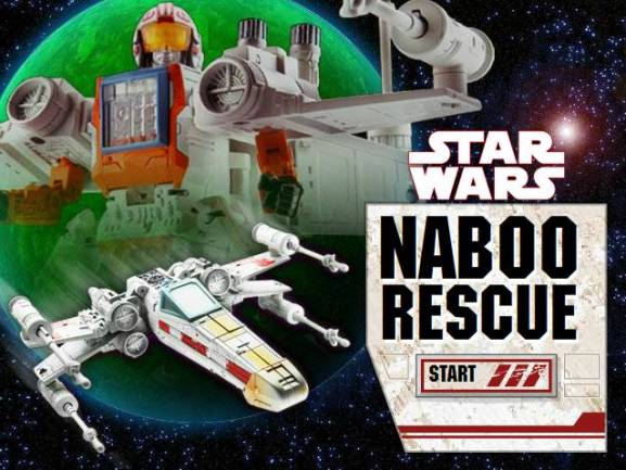 Star Wars : Naboo Rescue