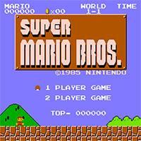 Super Mario Bros JSNES