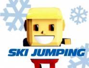 Kogama : Ski Jumping