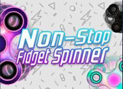 Non-stop Fidget Spinner