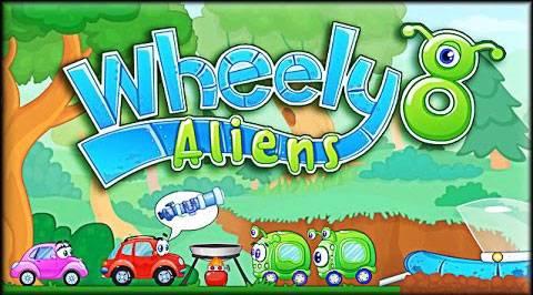 Wheely 8 : Aliens