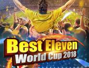 Best Eleven World Cup 2018