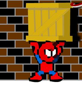 Sokoban Spiderman