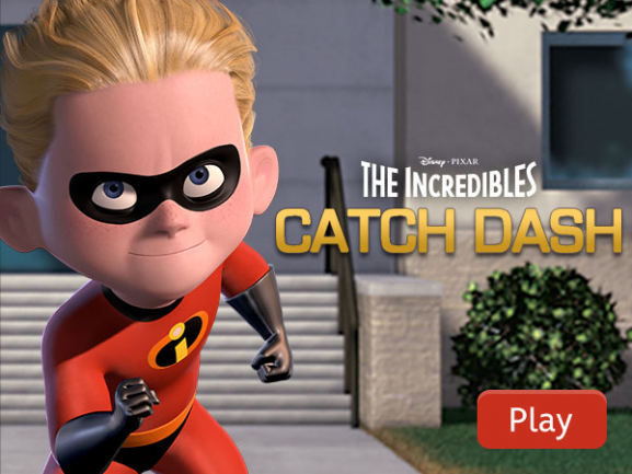 The Incredibles - Catch Dash