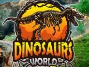 Dinosaurs World: Hidden eggs