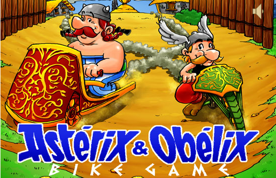 Astérix & Obélix - Bike Game