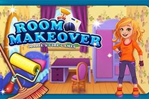 Room Makeover : Marie's Girl Games