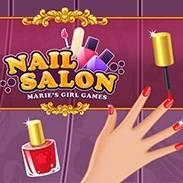 Nail Salon : Marie's Girl Games