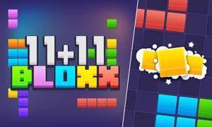 11 x 11 BLOXX