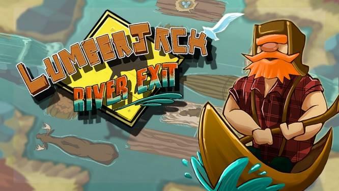 Lumberjack river exit