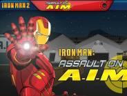 Iron Man assault on A.I.M