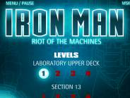 Iron Man : Riot of the machines