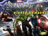 Avengers, les nombres cachés
