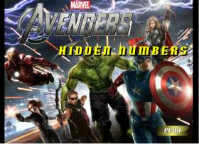 Jeu avengers les nombres cach s gratuit sur - Jeux de lego avengers gratuit ...
