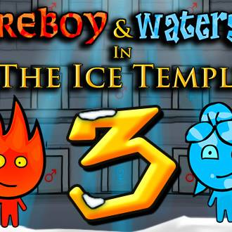 Fireboy & Watergirl 3 : the Ice Temple