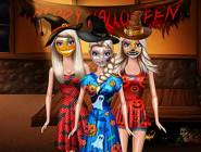 Doll Creator Halloween theme