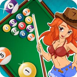 Pool Shooter : billiard ball
