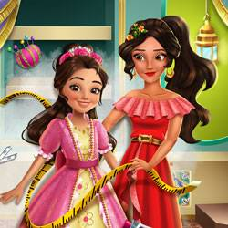 Latina Princess Magical Tailor