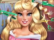 Sleeping Princess Real Haircuts