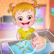 Baby Hazel Newborn Baby