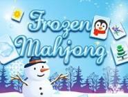 Frozen Mahjong HTML5