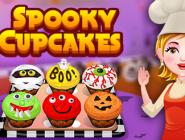 Spooky Cupcakes HTML5