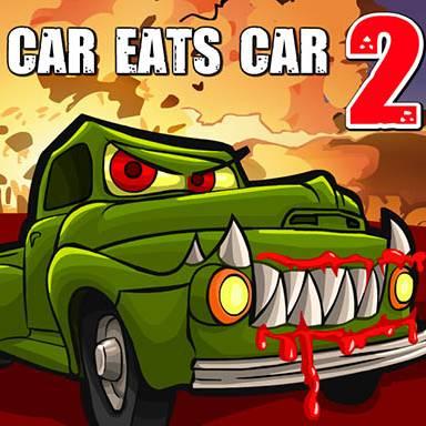 Car Eats Car 2 HTML5