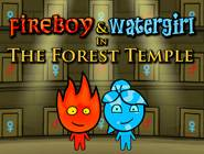 Fireboy & Watergirl in the Forest Temple